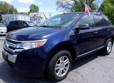 2011 Ford Edge for sale at Top Line Import in Haverhill MA