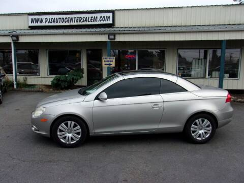 2008 Volkswagen Eos for sale at PJ's Auto Center in Salem OR