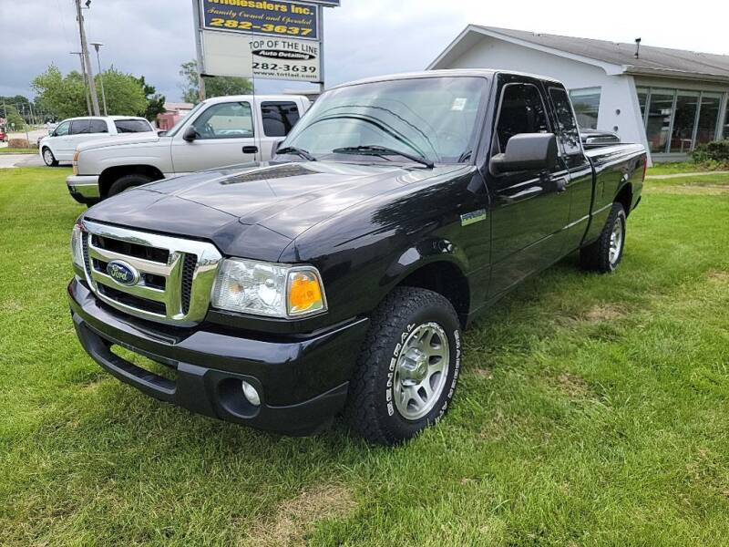 2011 Ford Ranger for sale at Lakeshore Auto Wholesalers in Amherst OH