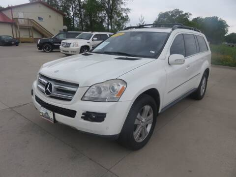 2008 Mercedes-Benz GL-Class for sale at Azteca Auto Sales LLC in Des Moines IA