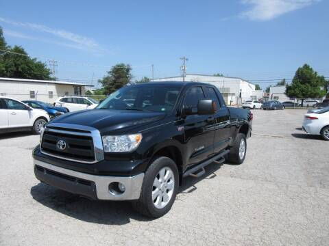 2010 Toyota Tundra for sale at Grays Used Cars in Oklahoma City OK
