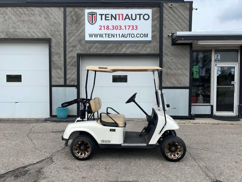 2011 E-Z-GO TXT for sale at Ten 11 Auto LLC in Dilworth MN