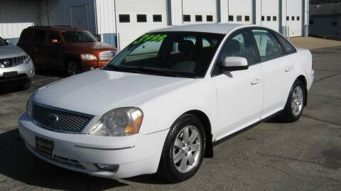 2007 Ford Five Hundred for sale at Affordable Automotive Center in Frankfort IN