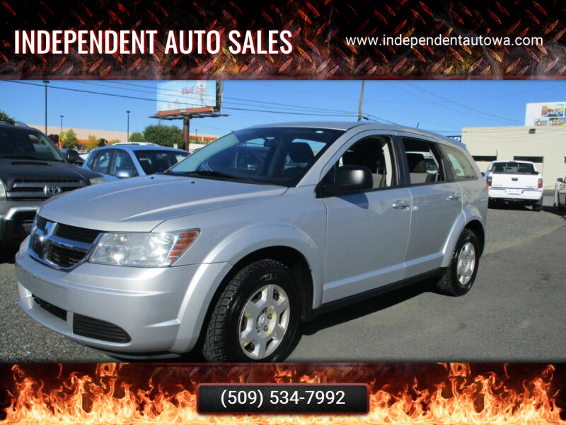 2009 Dodge Journey for sale at Independent Auto Sales in Spokane Valley WA