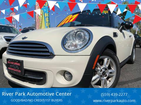 2013 MINI Clubman for sale at River Park Automotive Center in Fresno CA