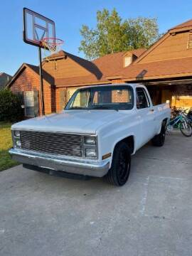1984 GMC C/K 1500 Series for sale at Classic Car Deals in Cadillac MI