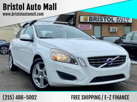 2012 Volvo S60 for sale at Bristol Auto Mall in Levittown PA