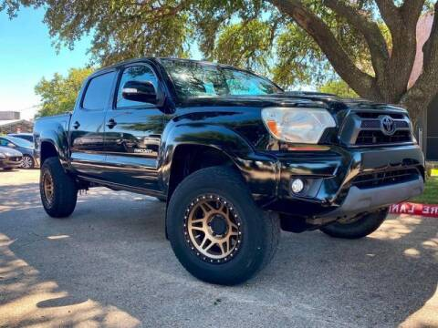 2015 Toyota Tacoma for sale at Schneck Motor Company in Plano TX