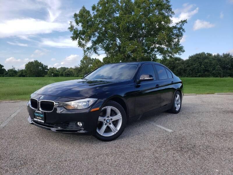 2014 BMW 3 Series for sale at Laguna Niguel in Rosenberg TX