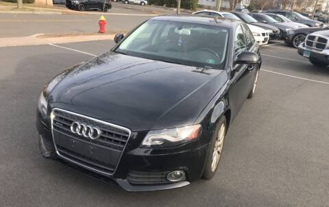 2009 Audi A4 for sale at European Motors in West Hartford CT