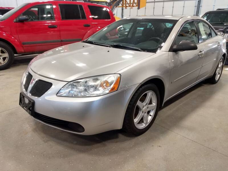 2007 Pontiac G6 for sale at RDJ Auto Sales in Kerkhoven MN