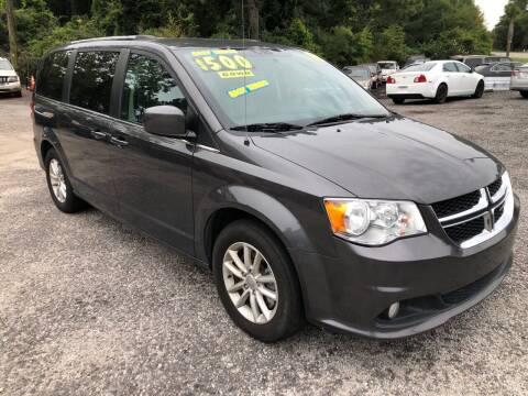 2018 Dodge Grand Caravan for sale at Capital Car Sales of Columbia in Columbia SC