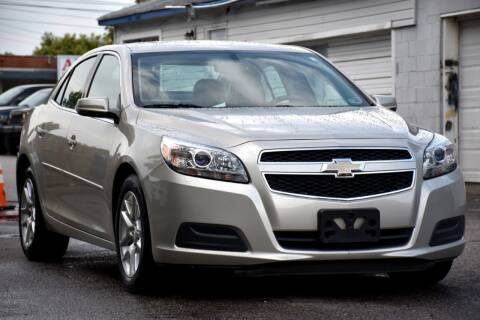 2013 Chevrolet Malibu for sale at Wheel Deal Auto Sales LLC in Norfolk VA