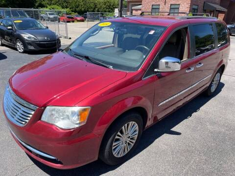 2014 Chrysler Town and Country for sale at KINGSTON AUTO SALES in Wakefield RI