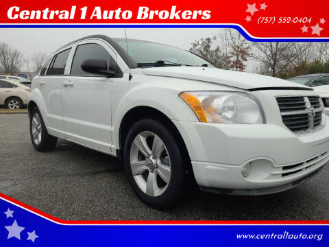 2012 Dodge Caliber for sale at Central 1 Auto Brokers in Virginia Beach VA