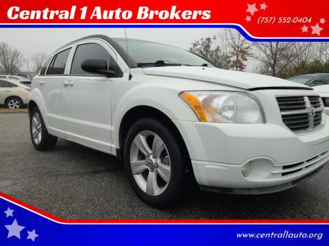 2012 Dodge Caliber for sale at Central 1 Auto Brokers in Virginia Beach VA