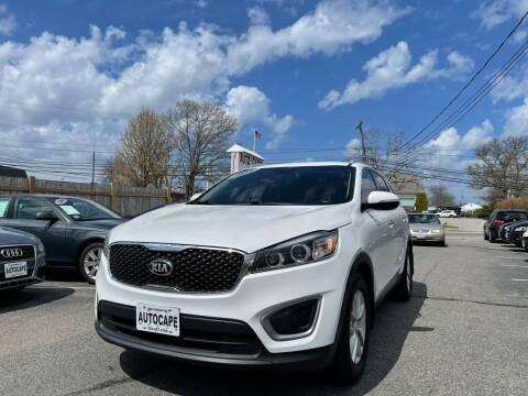 2016 Kia Sorento for sale at Auto Cape in Hyannis MA