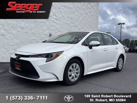 2020 Toyota Corolla for sale at SEEGER TOYOTA OF ST ROBERT in Saint Robert MO
