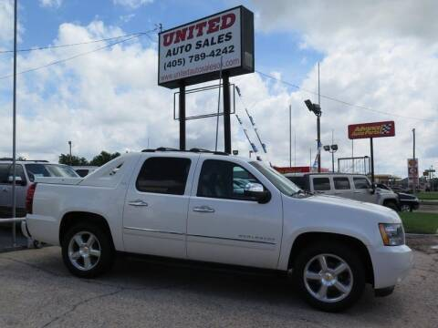 2012 Chevrolet Avalanche for sale at United Auto Sales in Oklahoma City OK
