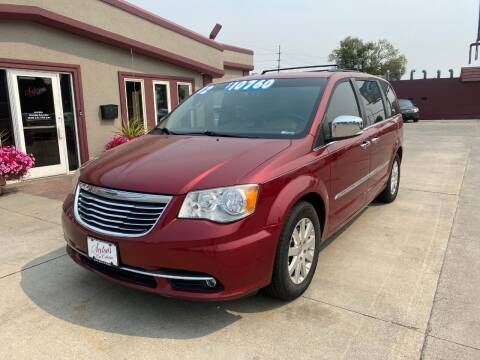 2012 Chrysler Town and Country for sale at Sexton's Car Collection Inc in Idaho Falls ID
