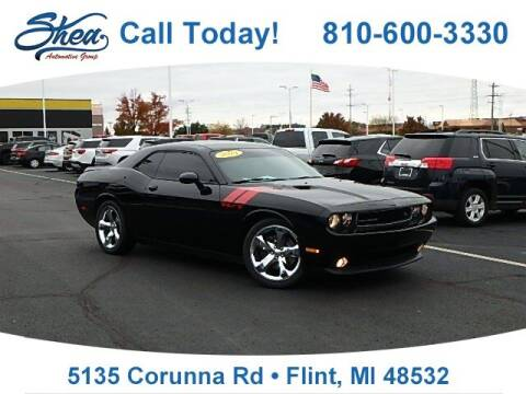 2014 Dodge Challenger for sale at Jamie Sells Cars 810 in Flint MI