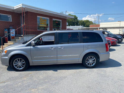2016 Chrysler Town and Country for sale at Lewis Used Cars in Elizabethton TN