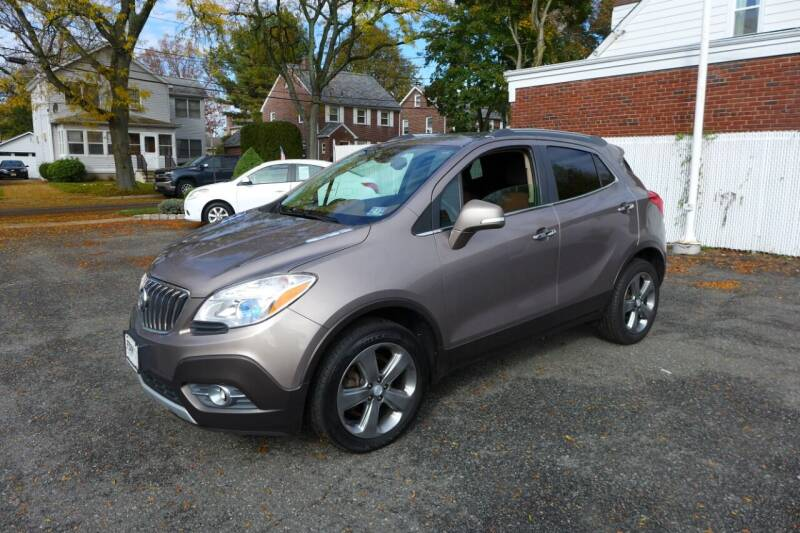 2014 Buick Encore for sale at FBN Auto Sales & Service in Highland Park NJ