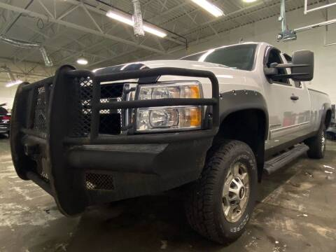 2011 Chevrolet Silverado 2500HD for sale at Paley Auto Group in Columbus OH