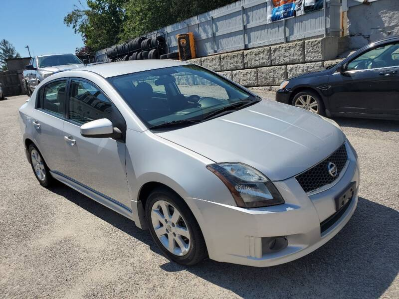 2011 Nissan Sentra for sale at Fortier's Auto Sales & Svc in Fall River MA
