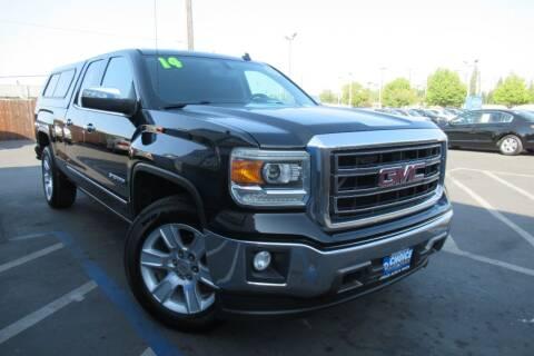 2014 GMC Sierra 1500 for sale at Choice Auto & Truck in Sacramento CA