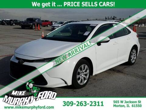 2020 Toyota Corolla for sale at Mike Murphy Ford in Morton IL