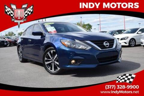 2016 Nissan Altima for sale at Indy Motors Inc in Indianapolis IN