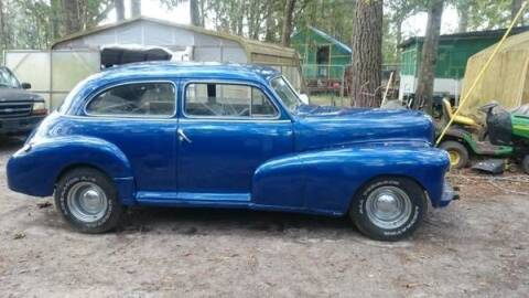 1947 Chevrolet Fleetmaster for sale at Classic Car Deals in Cadillac MI