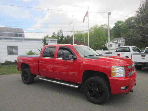 2012 Chevrolet Silverado 2500HD for sale at Auto Choice of Middleton in Middleton MA