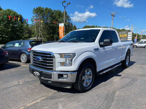 2017 Ford F-150 for sale at Affordable Auto Sales in Webster WI