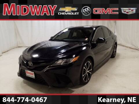 2018 Toyota Camry for sale at Midway Auto Outlet in Kearney NE