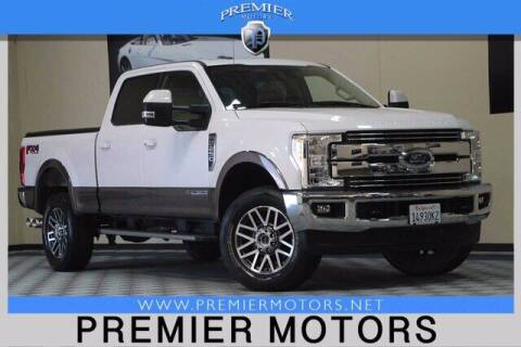 2017 Ford F-250 Super Duty for sale at Premier Motors in Hayward CA