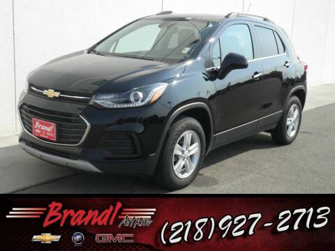 2019 Chevrolet Trax for sale at Brandl GM in Aitkin MN