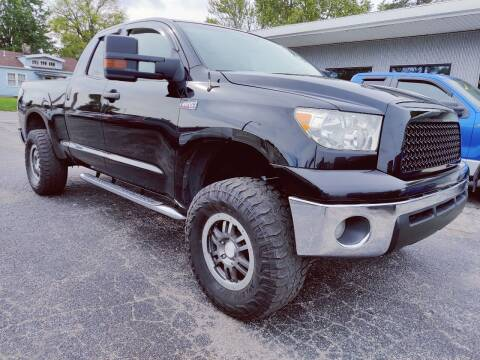 2009 Toyota Tundra for sale at The Car Cove, LLC in Muncie IN