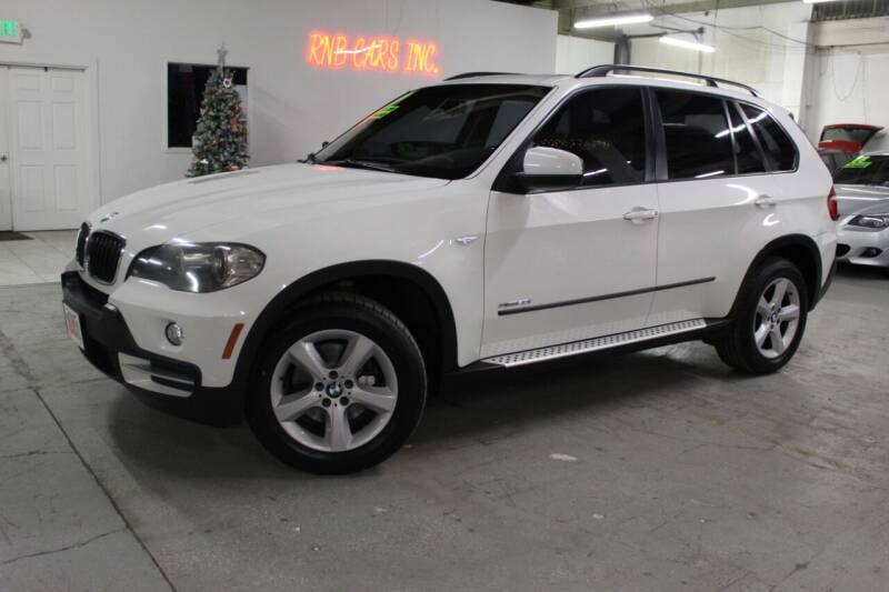 2009 BMW X5 for sale at R n B Cars Inc. in Denver CO