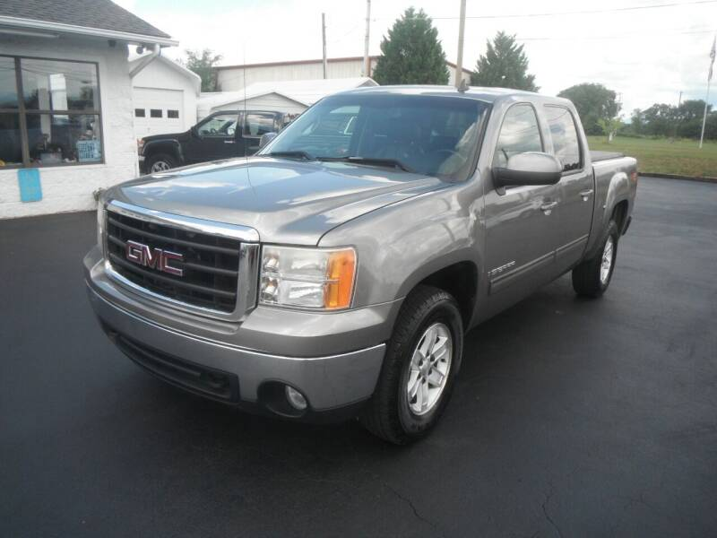 2007 GMC Sierra 1500 for sale at Morelock Motors INC in Maryville TN