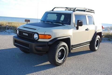 2010 Toyota FJ Cruiser for sale at New Milford Motors in New Milford CT
