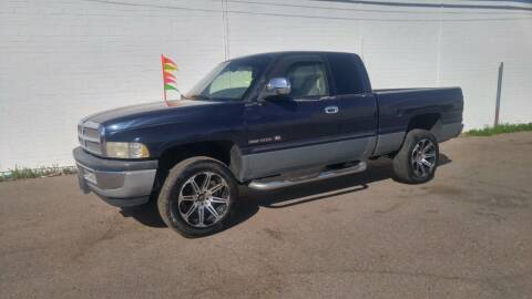 2001 Dodge Ram Pickup 1500 for sale at Advantage Auto Motorsports in Phoenix AZ
