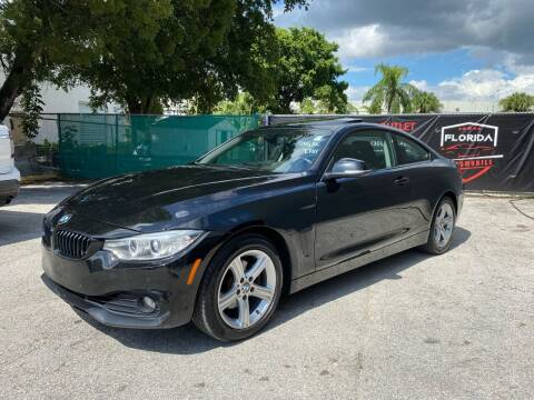 2014 BMW 4 Series for sale at Florida Automobile Outlet in Miami FL