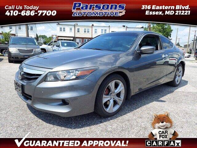 2012 Honda Accord for sale in Essex, MD