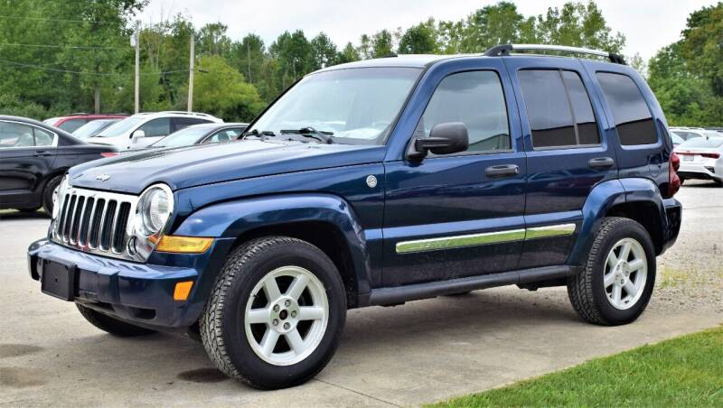 2005 Jeep Liberty for sale at PINNACLE ROAD AUTOMOTIVE LLC in Moraine OH