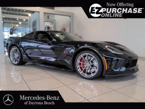 2019 Chevrolet Corvette for sale at Mercedes-Benz of Daytona Beach in Daytona Beach FL