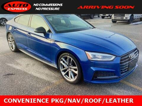 2019 Audi A5 Sportback for sale at Auto Express in Lafayette IN