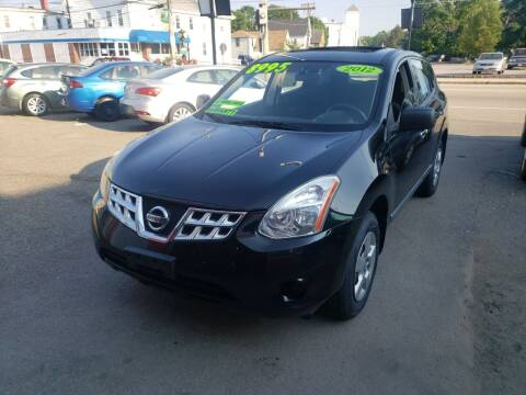 2012 Nissan Rogue for sale at TC Auto Repair and Sales Inc in Abington MA