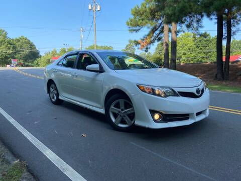 2014 Toyota Camry for sale at THE AUTO FINDERS in Durham NC